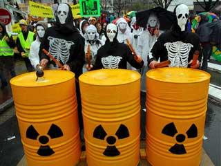 Du 19 au 25 juillet, une marche contre le nucléaire traversera le Maine-et-Loire