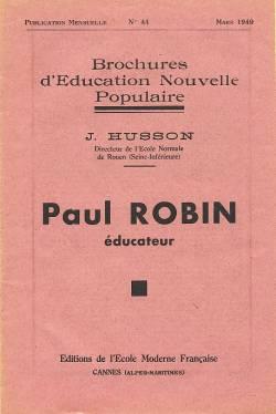 Education Nouvelle Populaire