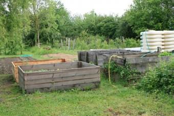 jardinage en bacs