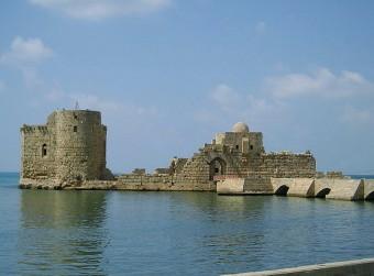 Sidon-chateau