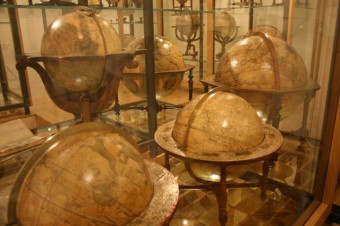 musee mappemondes vienne
