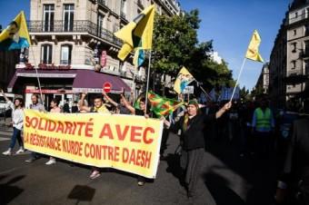 solidaires kurdes