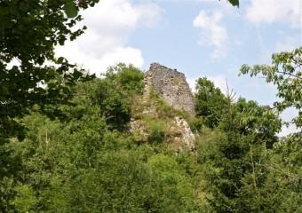 Ruines de Montcarrat