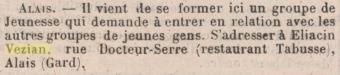 temps nouveaux 1903