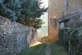 chemins et murs