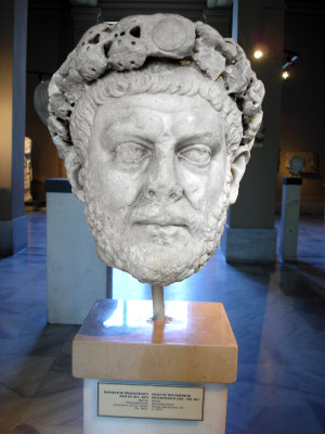 Diocletien buste Istambul