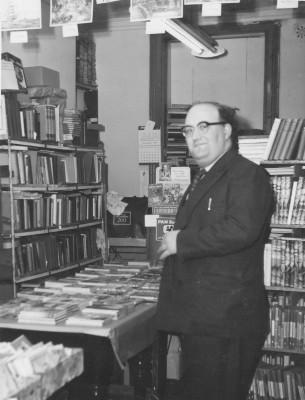 Meltzer bookshop