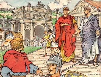 citoyens romains