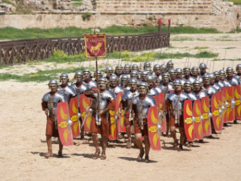 legion en marche