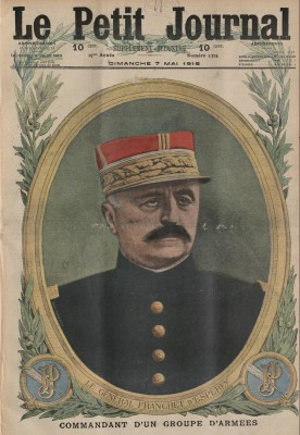 general_franchet_d_esperey_en_1916_dans_le_petit_journal