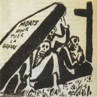 dessin1919mortspourtuerlaguerre