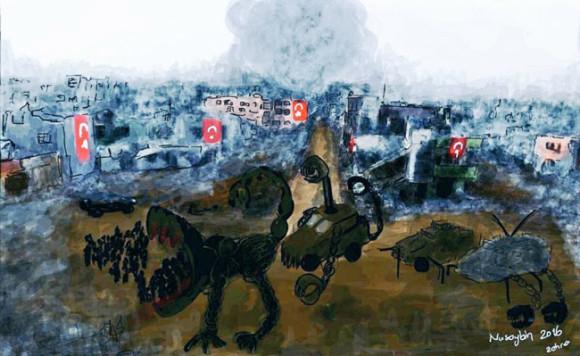 nusaybin-tableau-de-zehra-dogan